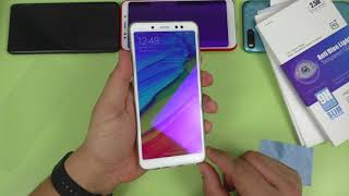 Захисне скло Xiaomi Redmi Note 5 ► аналог Carkoci Bonaier KUPISHIK