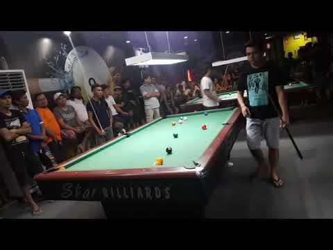 Carlo biado vs edwin itik gamas money game