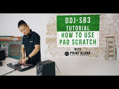DDJ-SB3 Tutorials: How to Use Pad Scratch