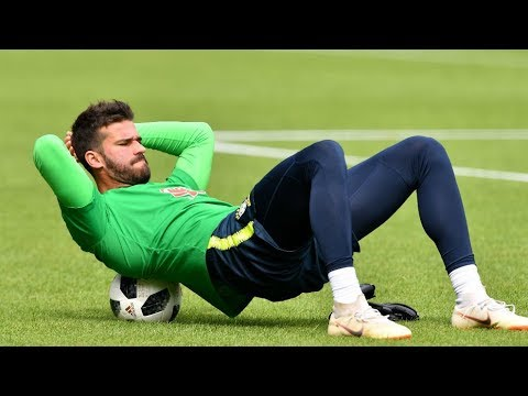 Alisson Becker Personal info Height, Weight, Age, Bio, body, Hair - personal net