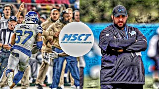 Matt Patricia Don't Respect Lion Players Opinions   Quandre Diggs Balling For Seahawks!!!