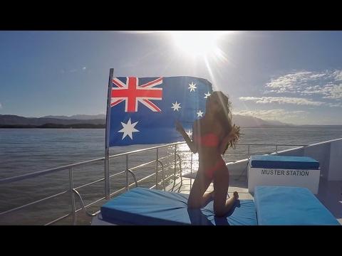 Cairns & Port Douglas | Australia Travel Vlog - GoPro Hero 4
