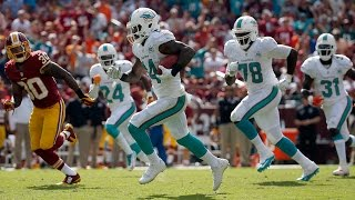 Fastest Players of the Week: Jarvis Landry, Tyler Lockett, and More! (Week 1) | NFL