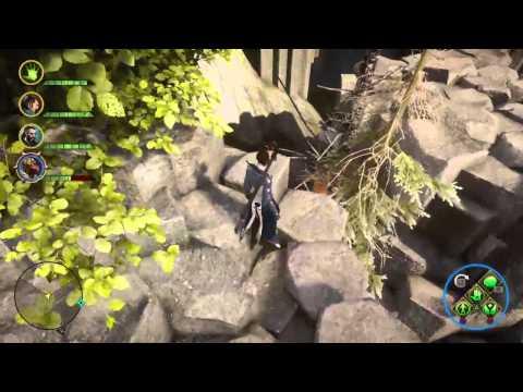 Dragon Age Inquisition - Bug or secret area