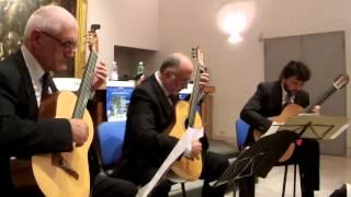 Haydn: Trio in sol maggiore - 3) Minuetto - 4) Finale