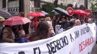 Caso José Miguel. Entierro y manifestación.