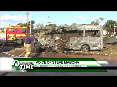 Question Time: Easter Road Fatalities, 24 April 2017
