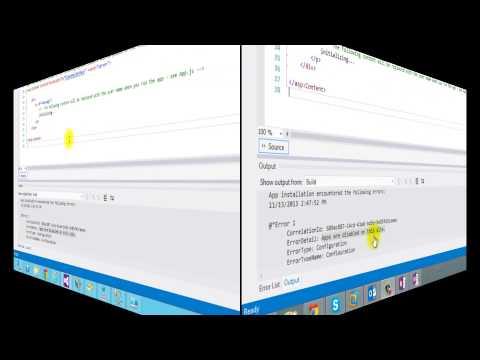 Configure SharePoint 2013 Development Farm (Part 1)