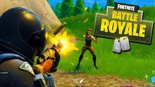 ¡SIN CEREBRO, SIN OBJETIVO, RPG PRINCIPAL! - ¡Fortnite Battle Royale con The Crew!