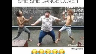 SHE SHE DANCE COVER CHALLENGE