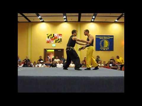 Kung Fu Show - Grandmaster Martin Sewer - Baltimore - 2013