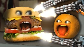 Annoying Orange - Monster Burger #2: Beyond Burger