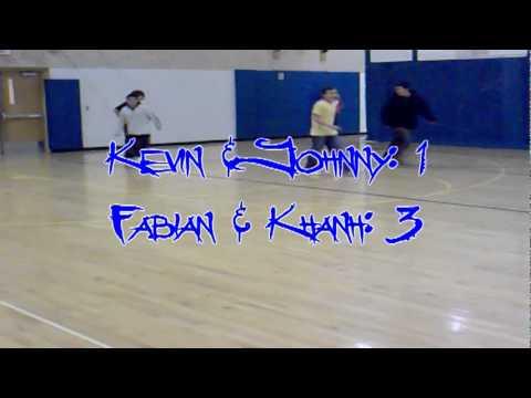 Futsal | P.E Project | North Middle School