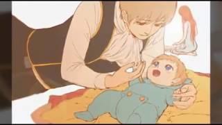 Okita & his Kid - Kamui [GINTAMA] Family