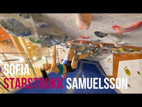 Trying Projects and Training for Spain - Sofia Starstrukk
