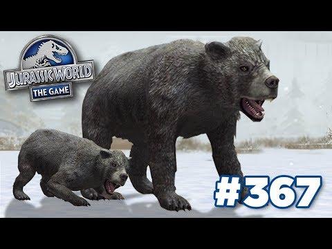 A BEARY GOOD UPDATE!!! | Jurassic World - The Game - Ep367 HD