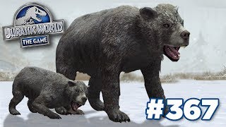 A 'BEARY' GOOD UPDATE!!! | Jurassic World - The Game - Ep367 HD