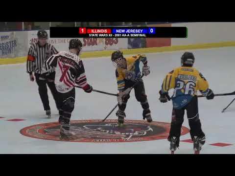 Team NJ '01 vs Illinois StateWars 12 Semi Final Game