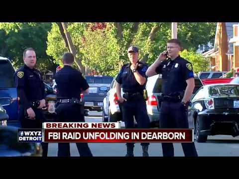 👮 National Security Issue👮♀️ FBI raids Huma Abedin Linked Dearborn home (Brother/Sister)