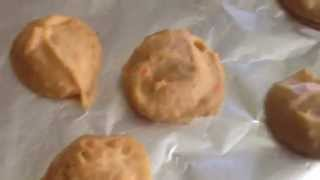 One Meal A Day - Day 18 - Raw Carrot Cookies