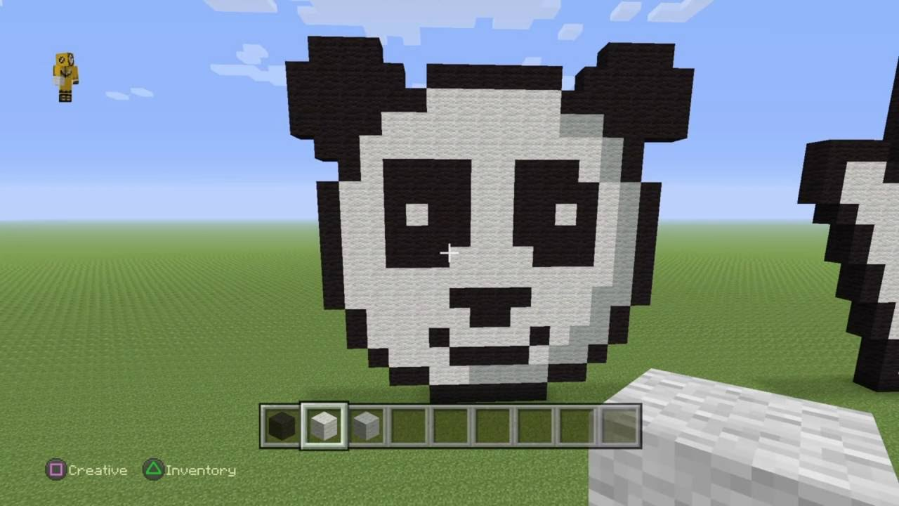 Bear Build Minecraft