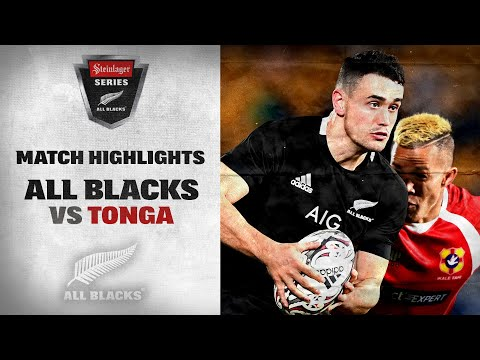 HIGHLIGHTS: All Blacks