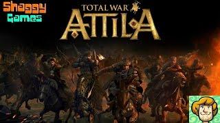 Atila Total War Gran 11 (Shaggy Online Games)