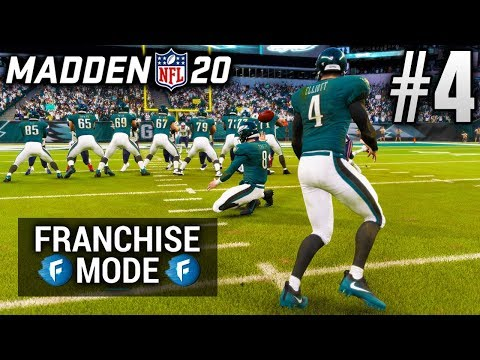 Madden 20 Franchise Mode | Philadelphia Eagles | EP4 | THE CRAZIEST SUPER BOWL REMATCH OF ALL-TIME