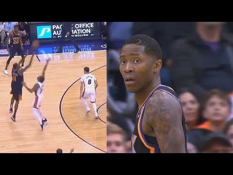 Jamal Crawford Shocks Suns Crowd With CRAZIEST Shot Ever But Doesn't Count! Heat vs Suns