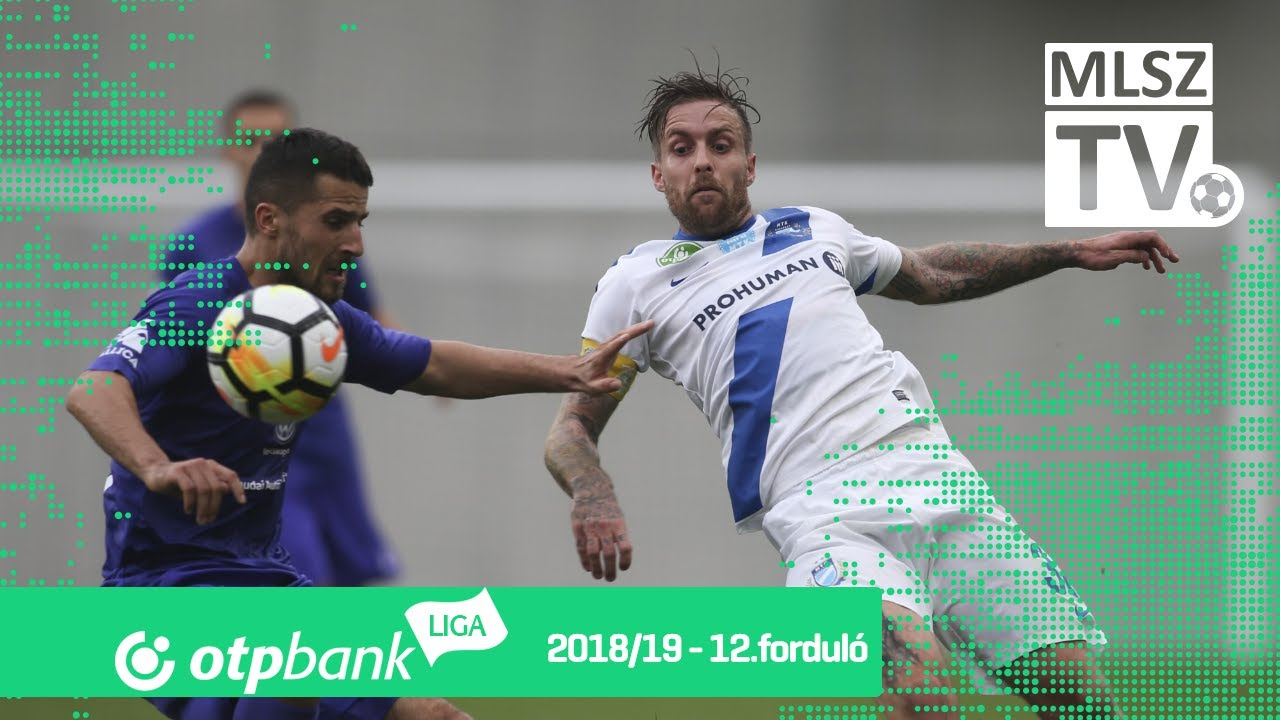 MTK Budapest - Újpest FC | 1-0 (1-0) | OTP Bank Liga | 12. forduló | 2018/2019