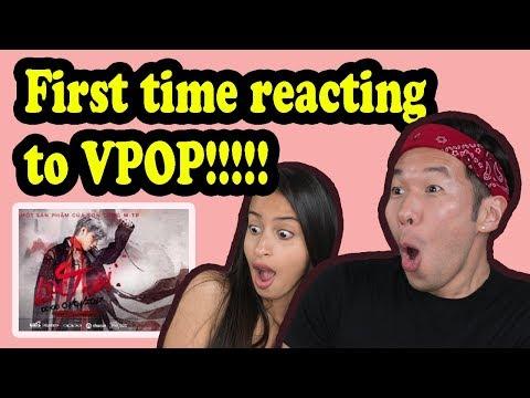 FIRST TIME REACTING TO VPOP!!! (LẠC TRÔI - SƠN TÙNG M)