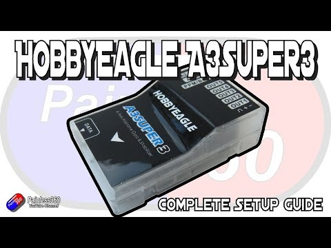 HobbyEagle A3Super3 Advanced