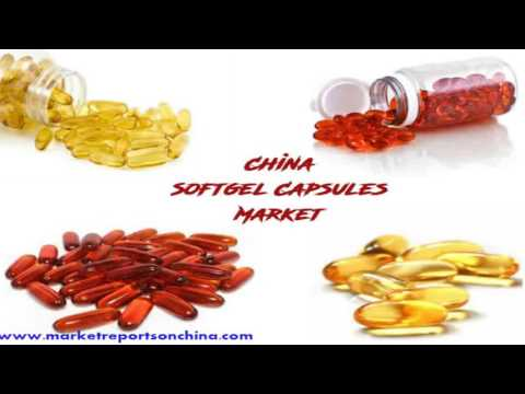 Market Report on China Softgel Capsules 2017-2022