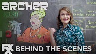 Archer | Inside Season 9: Made in Georgia | FXX