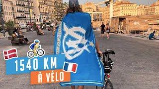 L'histoire incroyable de Carl-Emil  1540 km ? Marseille