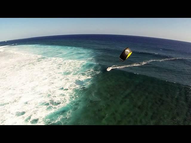 Kitesurfing Instructional: Kite Position