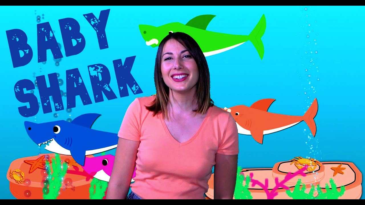 Baby Shark (Cover baby song)
