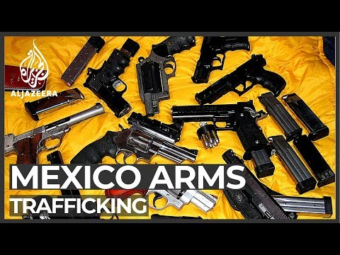 Exclusive: Mexican cartel reveals ease of smuggling guns from US (Part 2)