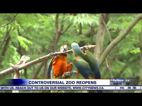 Bowmanville Zoo reopens with a new vision