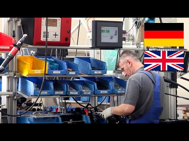 The ToolNavigator in action at Isringhausen