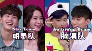 [VIETSUB][SNSD] Are You Normal - Hà Cảnh, Yoona, Henry  PART 1
