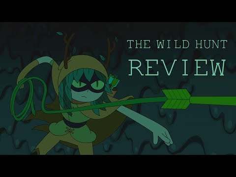 Adventure Time Review: S9E15  The Wild Hunt