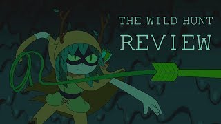 Adventure Time Review: S10E1 - The Wild Hunt