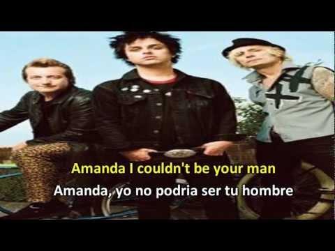 Green Day - Amanda (Subtitulado En Español E Ingles)