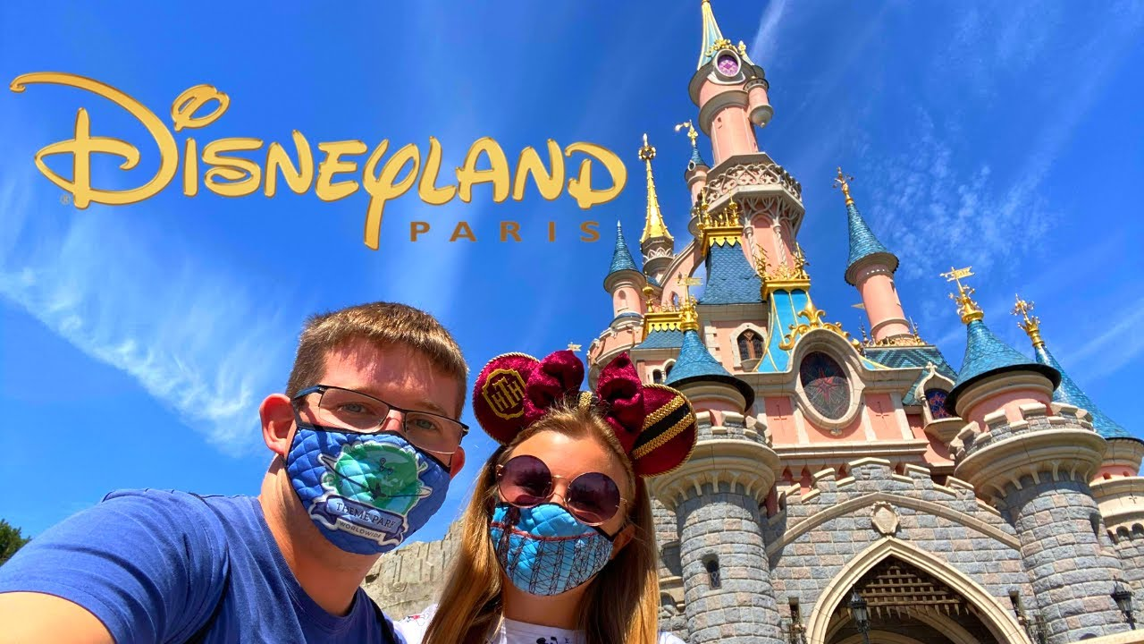 Disneyland Paris Day One Vlog July 2020