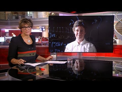 Jocelyn Bell Burnell recognised at last (UK) - BBC News - 6th September 2018