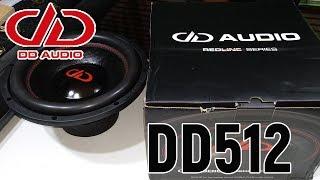 DD512 RedLine обзор