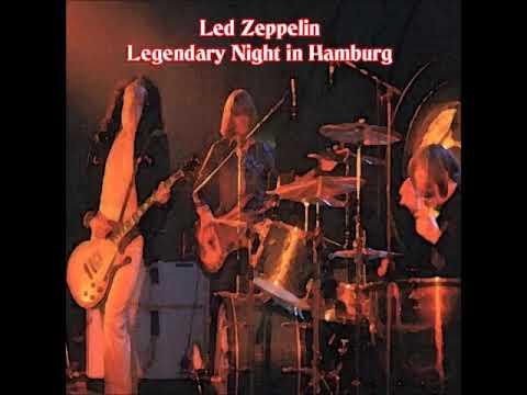 Led Zeppelin - Legendary Night in Hamburg 1973/03/21 (Winston Remasters)