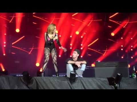 [4K] Shaun Baker ft. Jessica Jean - Hey Hi Hello (Millenium Festival 2016 @ Energylandia)