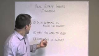 Intro to Real Estate Investing - Education